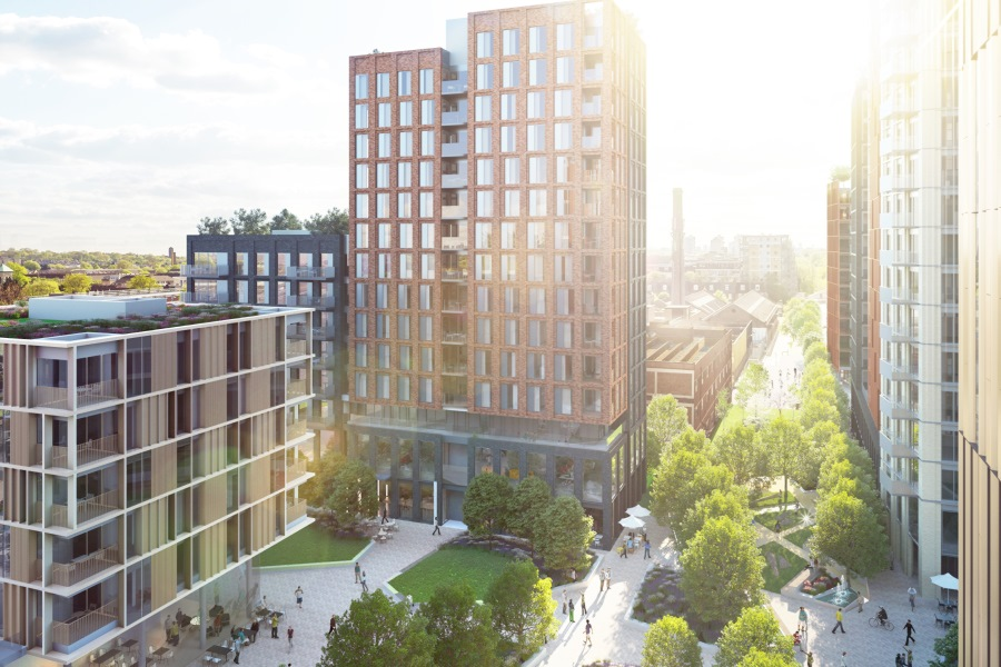 There are already several major developments in the pipeline for Old Kent Road