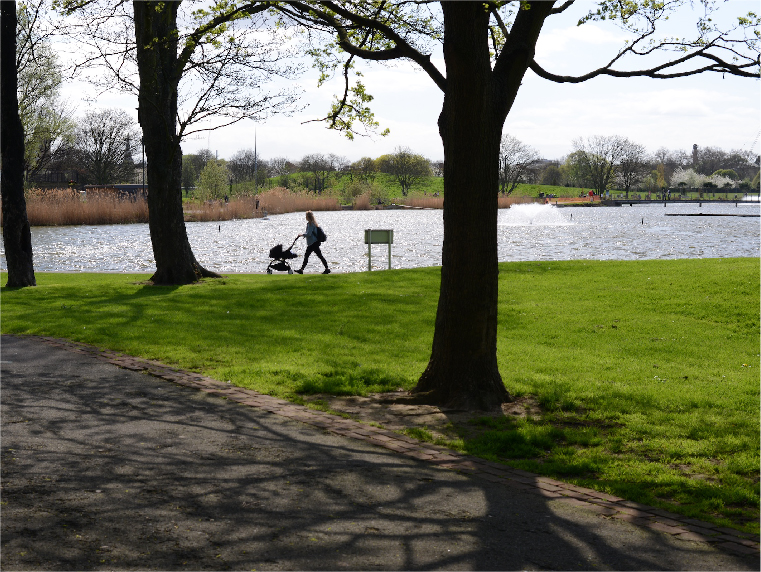 Three new parks and the Green Belt Strategy