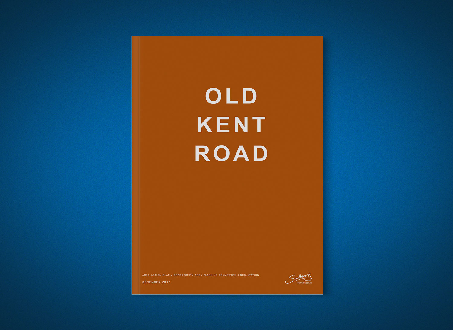 Old Kent Road Area Action Plan