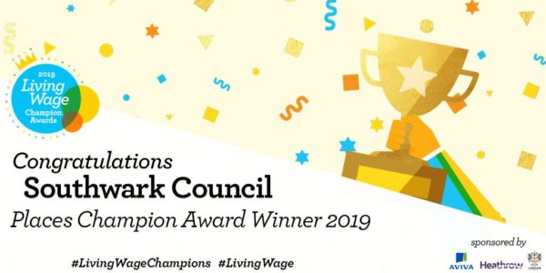 Living Wage Award