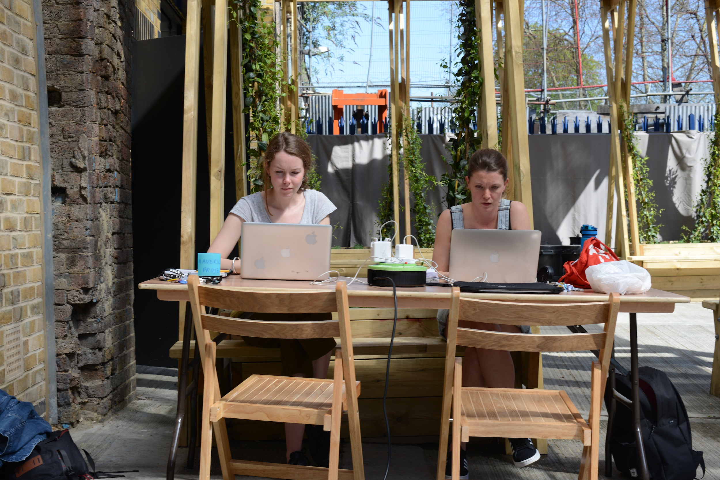 Creative businesses are taking advantage of Old Kent Road's central London location.