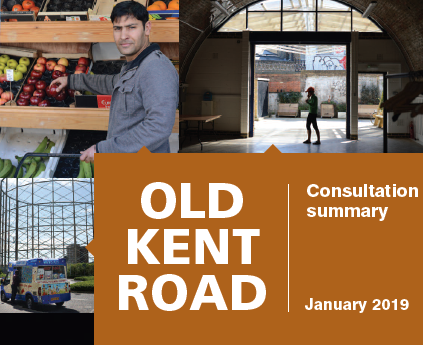 Old Kent Road consultation summary