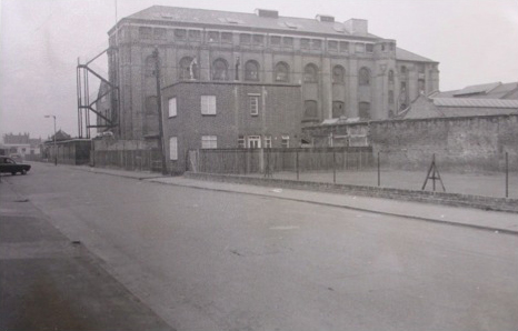 The R Whites factory produced soft drinks for almost a century