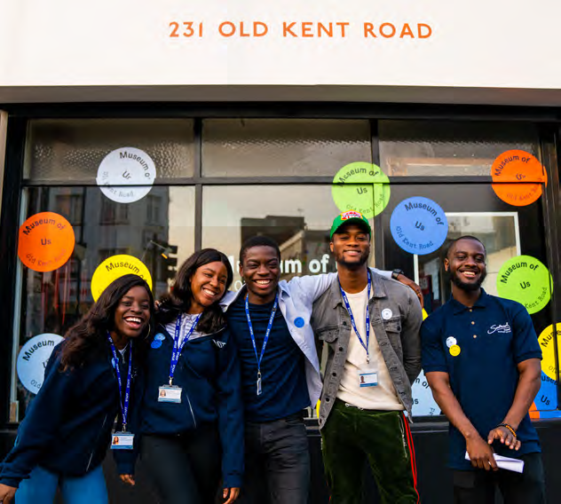 Southwark Young Advisors, Old Kent Road